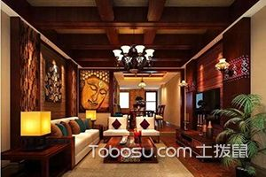 东南亚装修设计风格