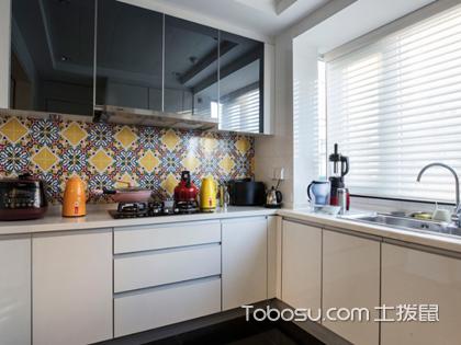 4平米厨房装修效果图,小厨房这么装一点也不显小