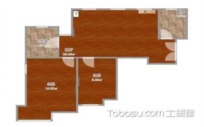 60平米两室一厅户型图,你家的户型是哪种?