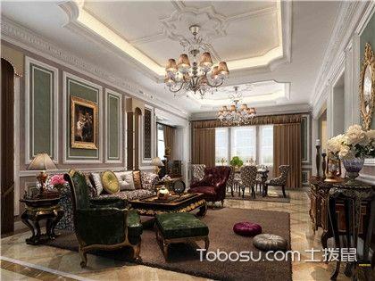 北欧式风格的客厅效果图,打造精致生活的第一步!
