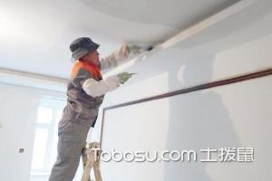 墙面漆施工