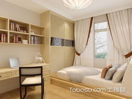 小户型卧室装修效果图,小户型如何设计卧室