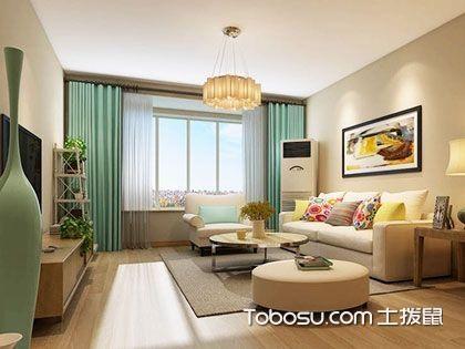 93平米三室两厅装修图欣赏,装修流程介绍