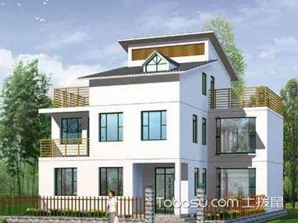 这几款三层新农村房屋设计图满足你的一切想象!
