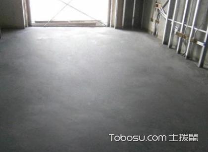 家装地面找平标准有哪些,找平施工过程简述