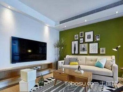 96平米三室一厅装修效果图,小房子装修出大漂亮