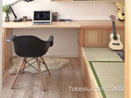 榻榻米书桌怎么设计?多种设计方法总有一款让你喜欢