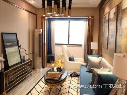 小户型装修难?45平米二房一厅样板间为你完美解决!