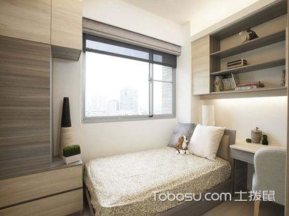 5平米小卧室装修图,我家小窝更温馨!