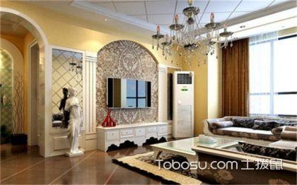 客厅墙壁全贴瓷砖效果图,客厅墙壁贴瓷砖优缺点