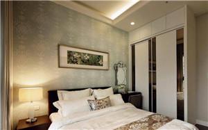 【卧室墙体衣柜】卧室墙体衣柜优点_注意事项_考虑因素_图片