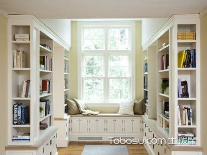 阳台改书房注意事项有哪些?阳台改书房应该怎么设计