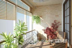 室内阳台装修设计