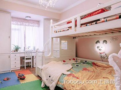 儿童房的床正确朝向,儿童房的床应该这样摆放!...