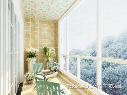 阳台装窗帘好吗,微风午后一扇纱帘总能带来浪漫微光