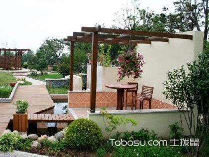 肇庆别墅庭院设计,不同的设计给你不一样的美感