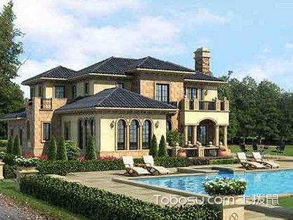 欧式别墅装修,用最少的钱打造最舒服的别墅
