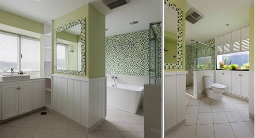 【卫浴间设计】卫浴间设计的重点_形式_细节_图片