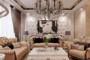 歐式風格客廳