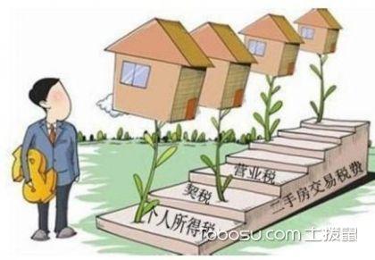 二手房交易稅費是多少,必知的二手房交易知識