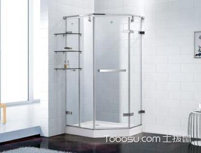 【德立淋浴房】德立简易淋浴房价格及图片