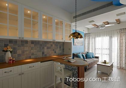 厨房灯具安装有讲究,如何美观又省电
