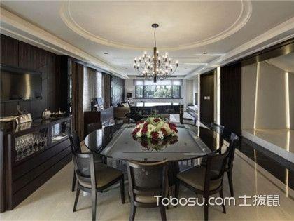 挑高别墅客厅装修实景,别墅客厅的装修效果