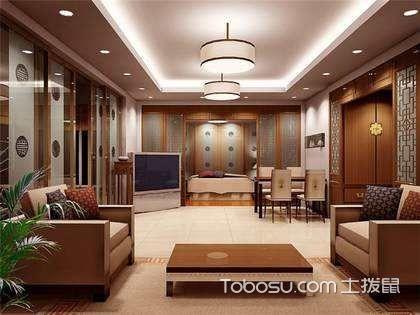 85平米两室一厅装修效果图欣赏,软装技巧介绍