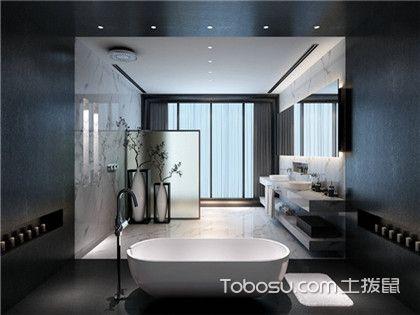卫生间在房子中间好吗?怎么化解厕所在房子中间这种布局?