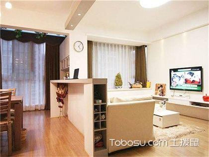 客厅吧台图片展示,给客厅增加灵动性的设计