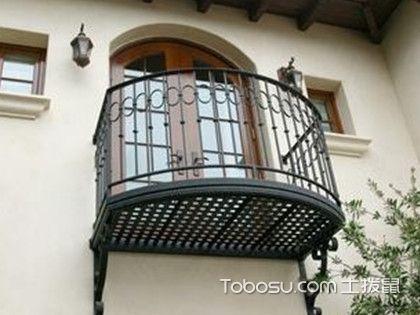 美轮美奂的成都别墅阳台栏杆,装修栏杆的首选