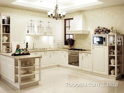 厨房橱柜结构图,带给你不一样的厨房体验