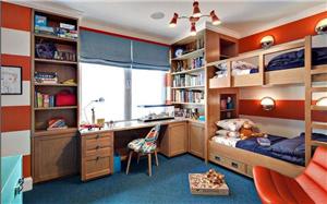 【儿童房收纳】有效的儿童房收纳方式_家具_物品收纳_图片