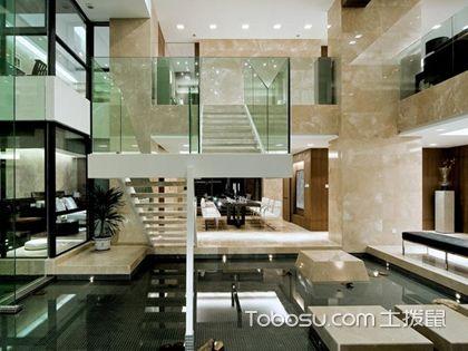 别墅客厅装修实景图,别墅的客厅装修设计技巧