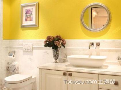 衛生間浴室柜選擇什么顏色好
