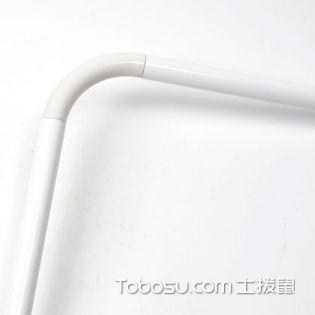 u型(弧形)浴帘杆安装方法 弧形浴帘杆怎么样