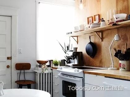 小户型厨房用什么台面更理想,既经济又实用呢