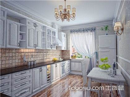 厨房橱柜设计图,我们如何选择更加适合我们的橱柜呢