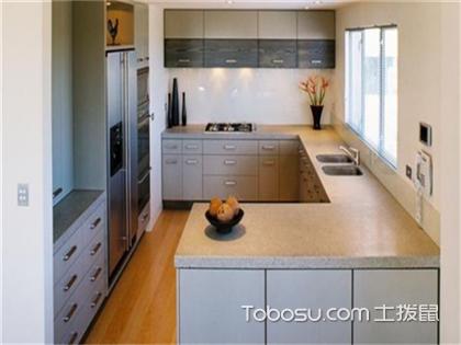 如何才能优质选材,打造更优厨房橱柜结构图