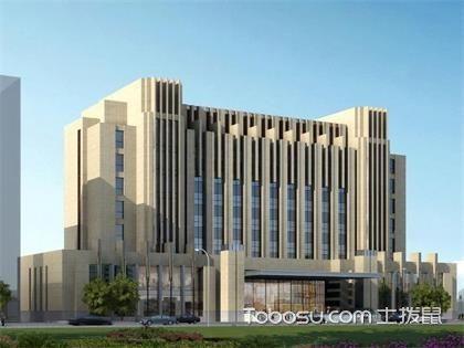 办公楼设计图纸参考!高大上的办公楼要怎么设计