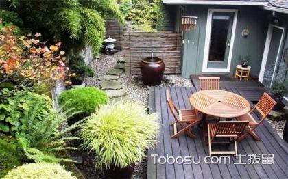 小花园设计效果图,准备一处休闲空间