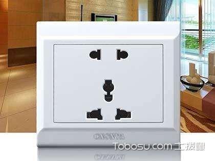 五孔插座接线图,五孔插座安装注意事项
