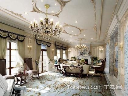 法式別墅裝修設計,法式風格別墅如何設計