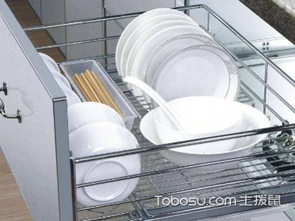 廚房抽屜碗碟拉籃怎么安裝呢,有什么技巧