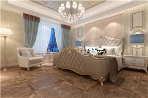 歐式臥室設計