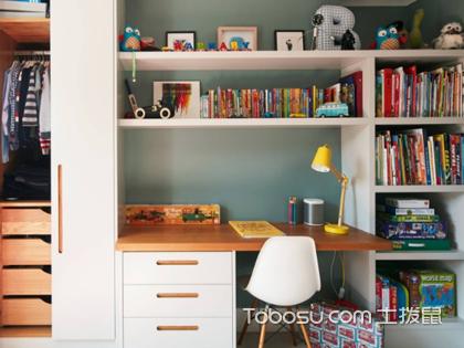 小型书房设计案例展示,书房巧设计帮你搞定书房装修