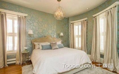 房子装修壁纸怎么贴?墙面墙纸选择哪种好呢?