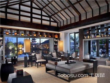 中式酒店装修风格设计,教你打造优雅中式风