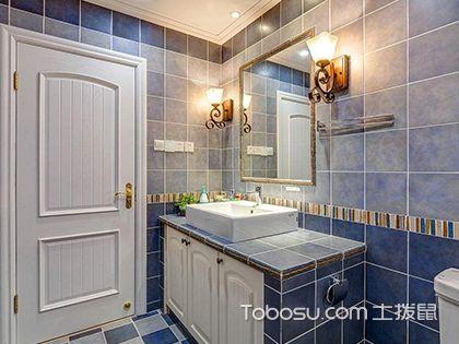 卫生间地砖颜色搭配技巧,卫生间地砖颜色怎么搭配?