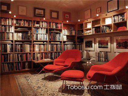 五种小户型书房装修方法,教你学会小书房收纳
